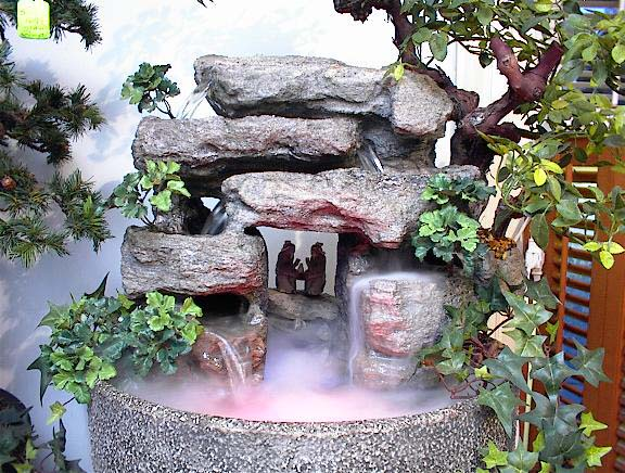 Oriental Arch Indoor Fountain (Large) cd82