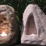 Tabletop Cave Candle Holders CC199