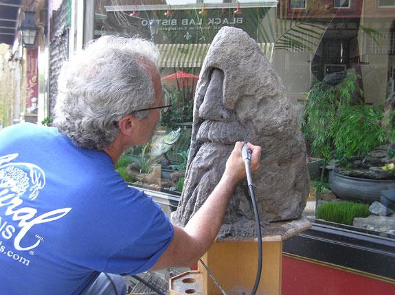 Chuck-Sculpting